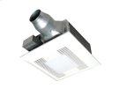WhisperFit® EZ - FV-08-11VFL5 - The fastest, easiest ENERGY STAR® retrofit fan/light available Product Image