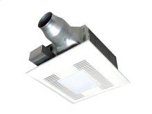WhisperFit® EZ - FV-08-11VFL5 - The fastest, easiest ENERGY STAR® retrofit fan/light available