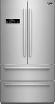 Crosley Professional : French Door Bottom Mount - Stainless Product Image