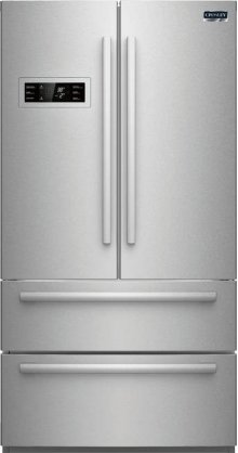 Crosley Professional : French Door Bottom Mount - Stainless