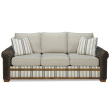 Remington Open Sofa - Promo Coal Haze - Open Promo Coal Haze (loveseat)