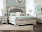 """Highland Park Chest Cathedral White 40""""x19""""x56"""" Product Image"""