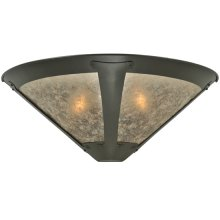 """22"""" Wide Sutter Wall Sconce"""