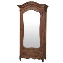 Provence Mirror Wardrobe
