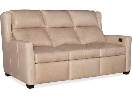 Dixon Sofa L & R Recline w/Articulating Headrest