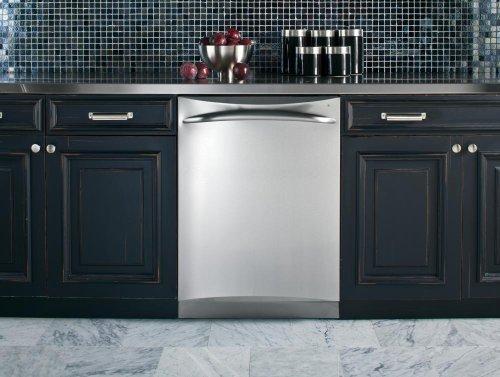 GE Profile Series Dishwasher with SmartDispense Technology