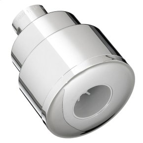 FloWise Modern Water Saving Showerhead - Brushed Nickel