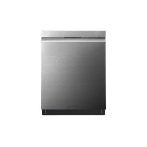 LG AppliancesLG SIGNATURE Top Control Smart Wi-Fi Enabled Dishwasher with TrueSteam® and QuadWash™