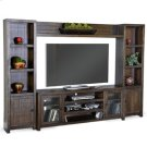 Homestead Entertainment Wall Product Image