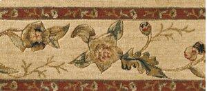 Grand Parterre Grand Flora Va01 Beige-b 12''