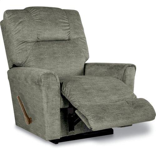 Easton Reclina-Rocker® Recliner w/ Two-Motor Massage & Heat