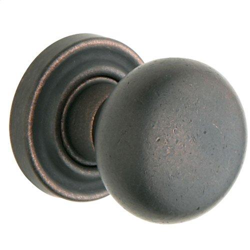 Distressed Oil-Rubbed Bronze 5030 Estate Knob