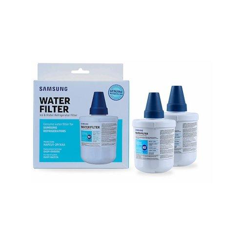 HAF-CU1 2 Pack Refrigerator Water Filter