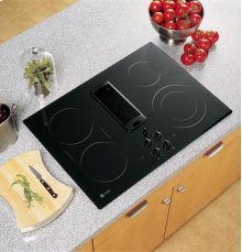 """GE Profile 30"""" Downdraft Electric Cooktop- Out of Carton"""