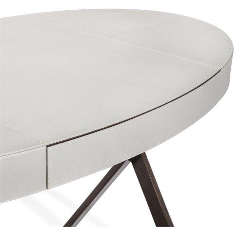 Leonora Oval Desk