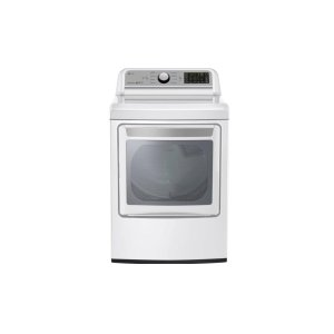 LG Appliances7.3 cu. ft. Smart wi-fi Enabled Gas Dryer w/ Sensor Dry Technology