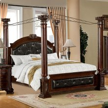 Queen-Size Mandalay Bed