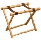 Luggage Rack - Natural Cedar Product Image