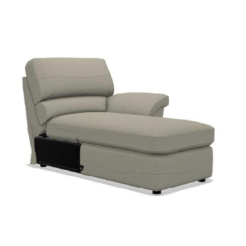 Reese Left-Arm Sitting Reclining Chaise