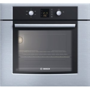 "BOSCH30"" Single Wall Oven 300 Series - Stainless Steel HBL3350UC"