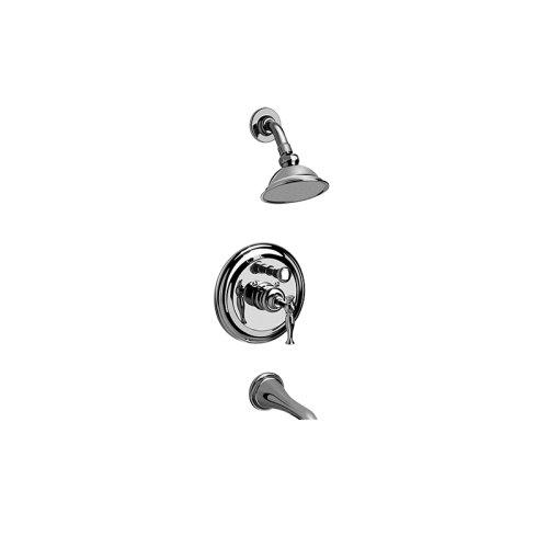 Pressure Balancing Shower System - Tub and Shower