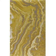 Gold Patterned Slip Cover