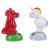 Additional Unicorn & Dragon Solar Dancers (6 pc. ppk.)