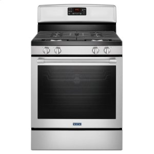 MAYTAG30-inch Wide Gas Range With Fan Convection and Max Capacity Rack - 5.8 Cu. Ft.
