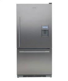 ActiveSmart™ Fridge - 17.5 cu. ft. Counter Depth Bottom Freezer- Left Hinged Door