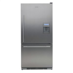 Activesmart(tm) Fridge - 17.5 Cu. Ft. Counter Depth Bottom Freezer