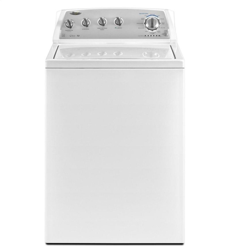 3 6 cu  ft  high-efficiency Top Load Washer with H2Low wash system