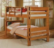 Bookcase Bunk Bed Product Image
