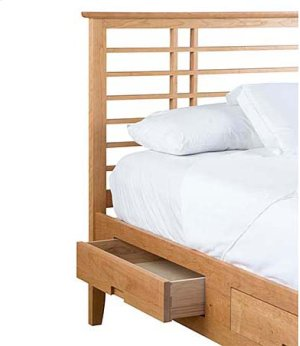 Evelyn Storage Bed - King