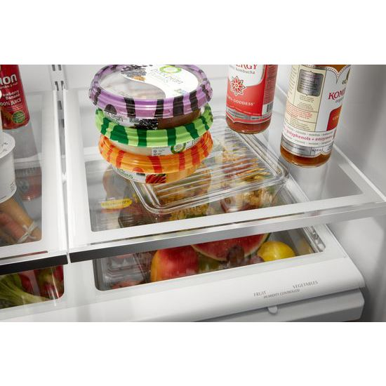 Additional Whirlpool® 33 Inch Wide French Door Refrigerator   22 Cu. Ft.