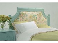 Summer Retreat Upholstered Queen Headboard Product Image