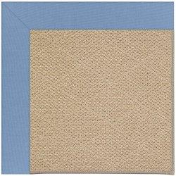 Creative Concepts-Cane Wicker Canvas Air Blue