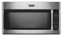 Over the Range Microwave with Sensor Cooking - 2.0 CU. FT. Capacity - Fingerprint Resistant Stainless Steel