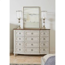 Hillside Dressing Chest - Feather