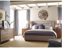 Astro Upholstered King Bed Package