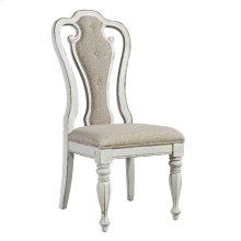 Splat Back Uph Side Chair (RTA)