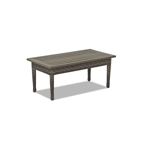 Cascade Rectangular Cocktail Table