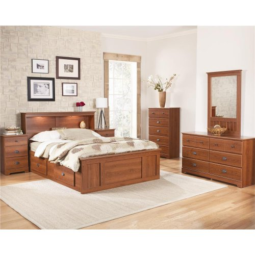 4-Drawer Day Bed Assembly - King