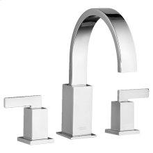 Times Square Deck-Mount Bathtub Faucet  American Standard - Polished Chrome