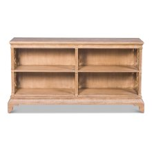 Double Chepstow Bookcase, Heather