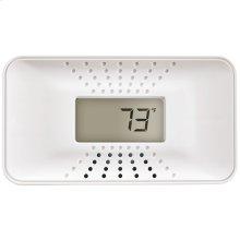 Carbon Monoxide Alarm with Temperature Digital Display