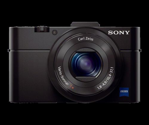 Cyber-shot (R) DSC-RX100M2 Digital Still Camera