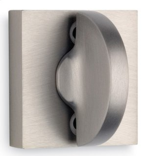 Modern Square Turnpiece - Solid Brass in US10B (Oil-rubbed Bronze, Lacquered) Product Image