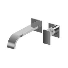 Sade Wall-Mounted Lavatory Faucet