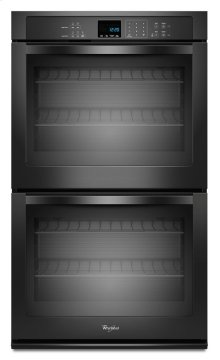 10 cu. ft. Double Wall Oven with extra-large oven window
