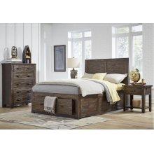 Jackson Lodge Trundle Bed Unit